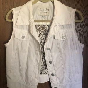 American Rag Jackets & Coats - American rag vest